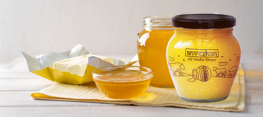 Vanaspati Ghee and Desi Ghee