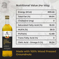 Combo Black Mustard and Groundnut Oil 2L Each - Anveshan Farm