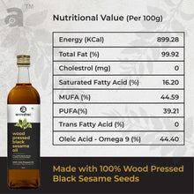 Load image into Gallery viewer, Combo of Wood Pressed Black Sesame and Groundnut Oil 2L Each - Anveshan Farm