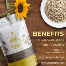 Load image into Gallery viewer, USDA Certified Organic Sunflower Seeds, - Anveshan Farm