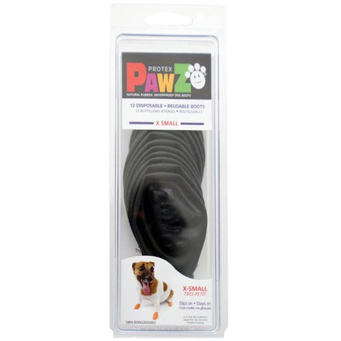 Protex Paws 12 Waterproof Disposable Reusable Boots