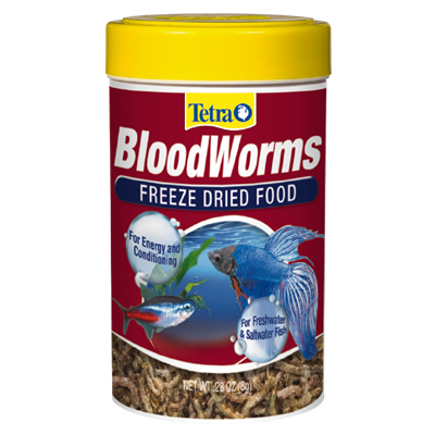 Tetra Freeze Dried Bloodworms