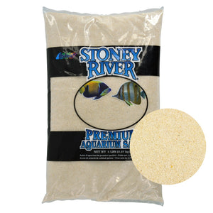 Este's Stoney River Premium Aquarium Sand