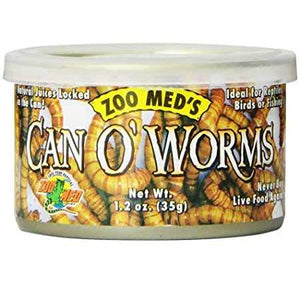 Zoo Med's Can O' Worms