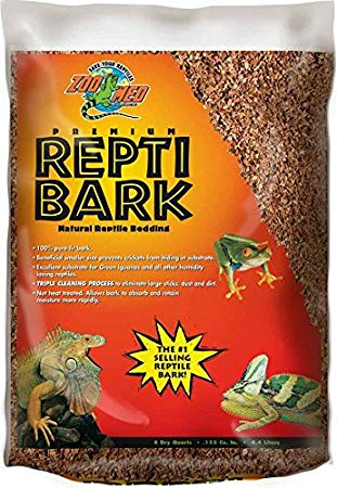 Zoo Med Premium Repi Bark Natural Reptile Bedding