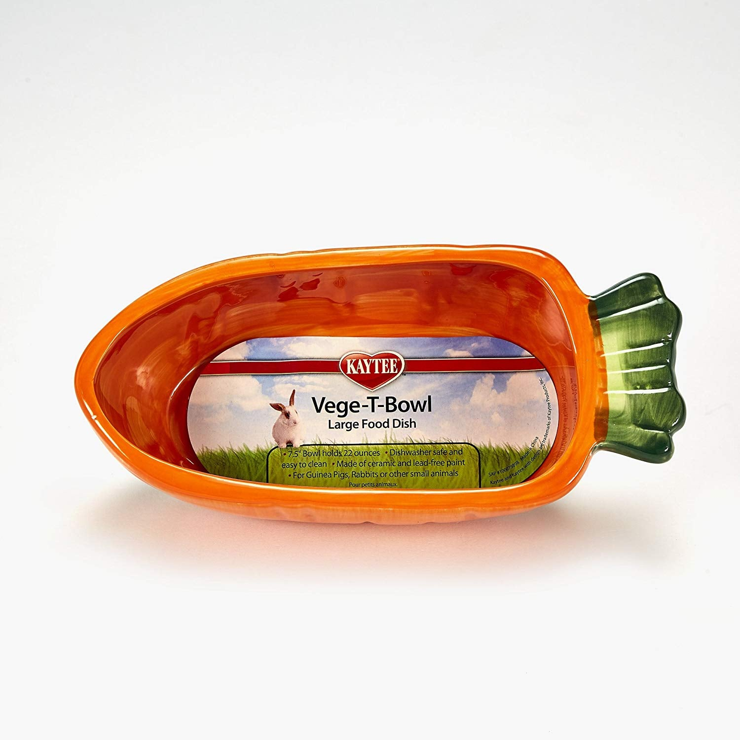 Kaytee Vege-T-Bowl Large Food Dish