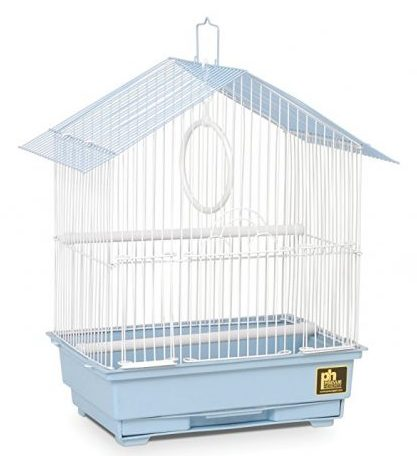 Small House Bird Cage