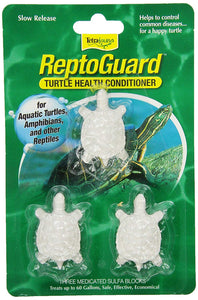 Tetra Fauna ReptoGuard Turtle Health Conditioner