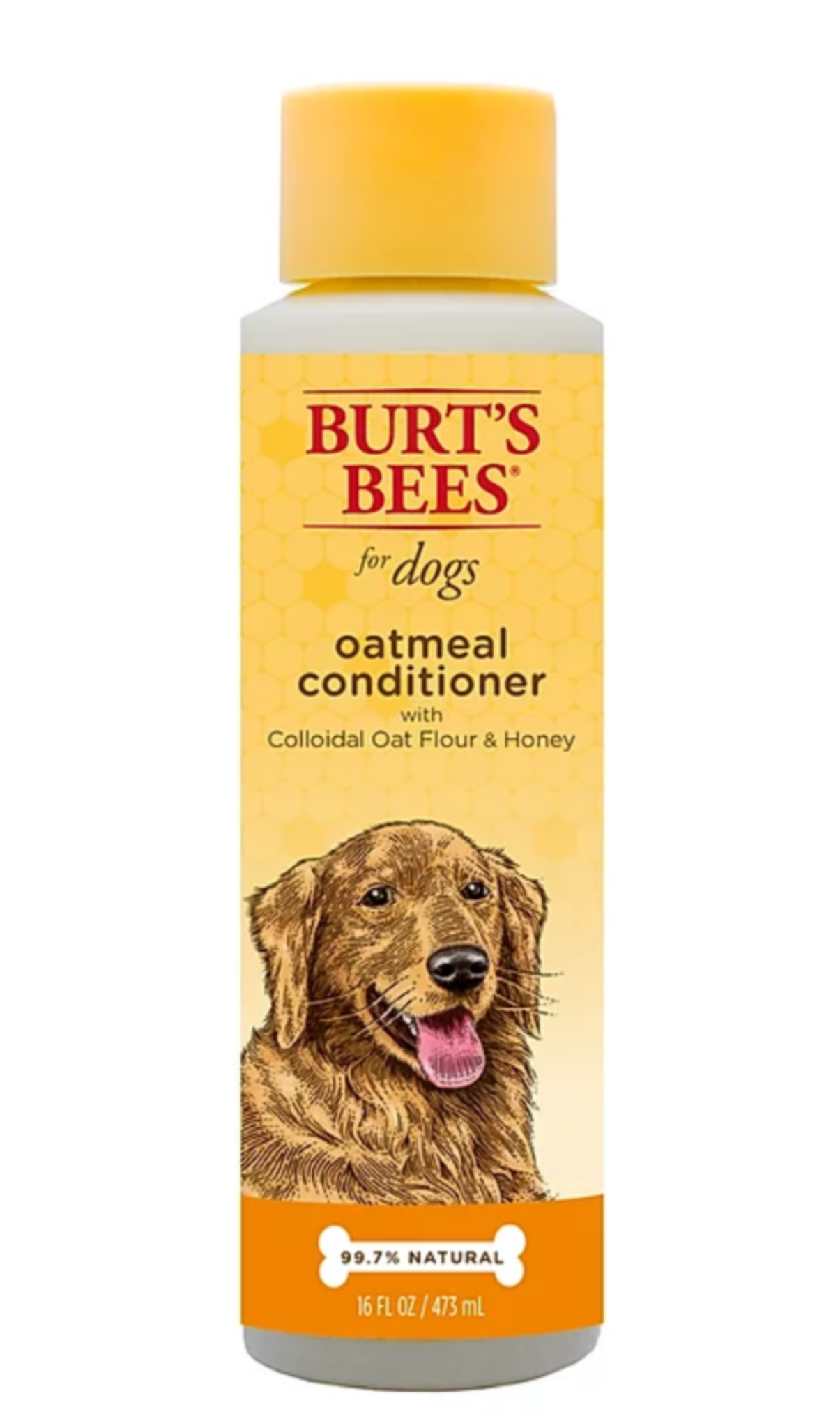 Burt's Bees Oatmeal Conditioner With Colloidal Oat Flour & Honey