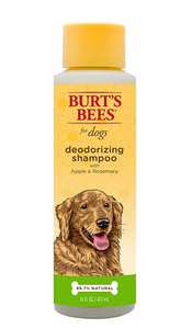 Burt's Bees Deodorizing Shampoo With Apple & Rosemary