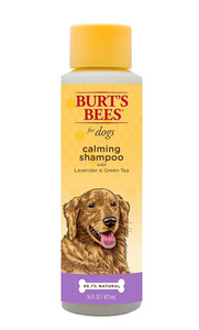 Burt's Bees Calming Shampoo With Lavender & Green Tea