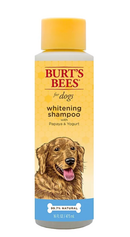 Burt's Bees Whitening Shampoo With Papaya & Yogurt