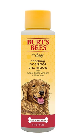 Burt's Bees Soothing Hot Spot Shampoo With Apple Cider Vinegar & Aloe Vera