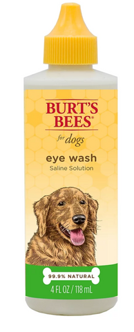 Burt's Bees Eye Wash With Saline Solution