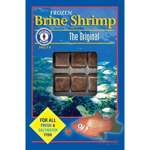 Frozen Brine Shrimp