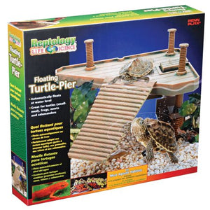 Floating Turtle Pier