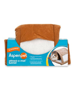Aspen Pet Attract-O-Mat Tunnel