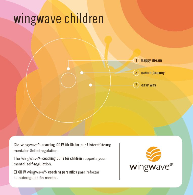 "wingwave-musik-album 5 ""wingwave children"" - CD"
