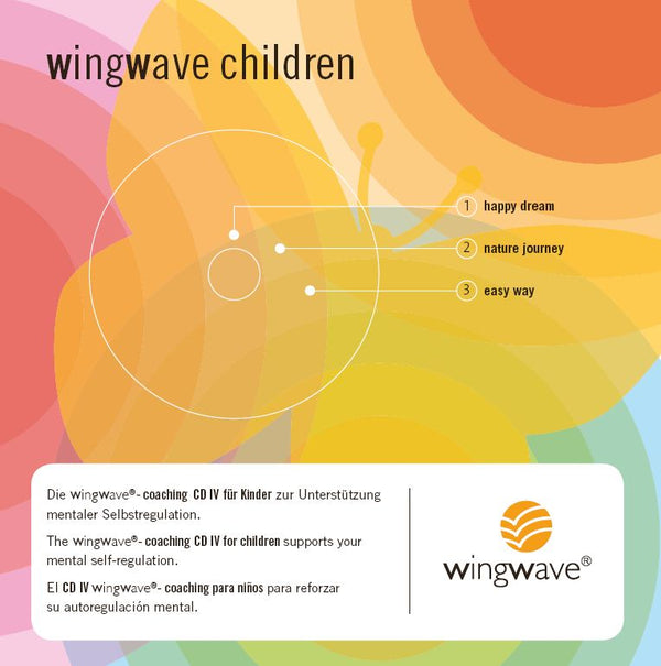 "Música wingwave - Álbum 5 ""wingwave children"" -paquete"