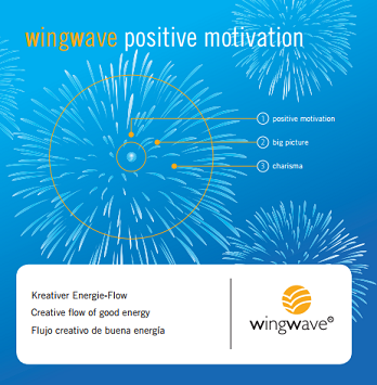 "**NEW** wingwave-album 8 ""positive motivation""- bundle"