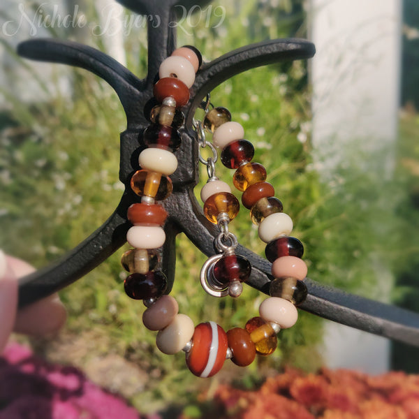 Autumn Party Bracelet