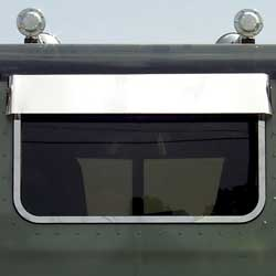 REAR SLEEPER ACCESORIES