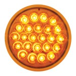 "Grand General 4"" Pearl 24 LED Sealed Light"