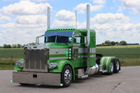 2001 379 Peterbilt Fresh out of frame overhaul (1997 PRE-ELOG engine)