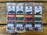 Icon Meats Bison Sticks (4 oz) 4 Sticks