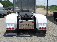 Talladega Fiberglass Rear Fender Light Boxes