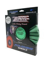 Zephyr Hall Green Secondary Cut Airway 8""
