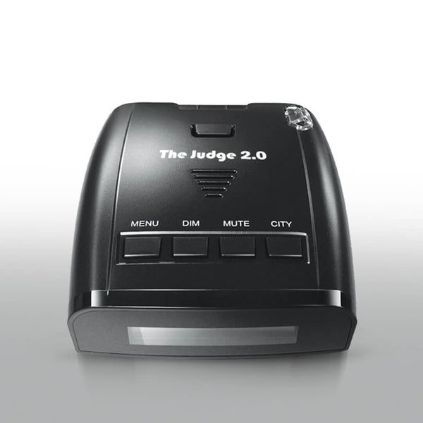 The Judge 2.0 Laser/Radar Detector & Scrambler