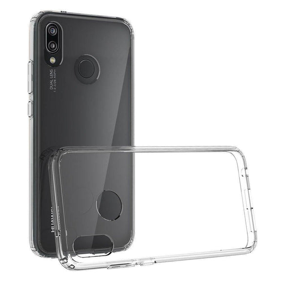 Husa Huawei Y6 2019, silicon, ultra slim, transparent