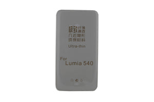Husa silicon,  Microsoft  Lumia 540 slim  0.3mm, Transparent