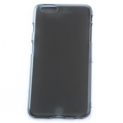 Husa Iphone 6 Plus,  Fumurie carte, Silicon cu capac
