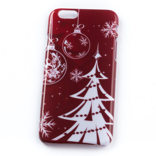 Husa Iphone 6,  Christmas Tree, Plastic