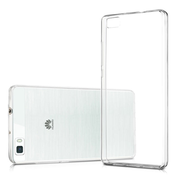 Husa Huawei Ascend Y540, silicon, ultra slim, transparent