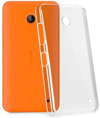 Husa Nokia lumia 535, silicon, ultra slim,  transparenta