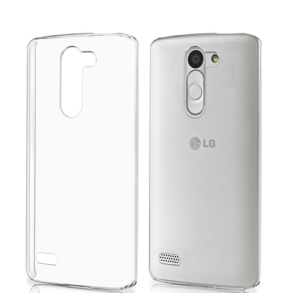 Husa LG L Bello, silicon, ultra slim, transparent