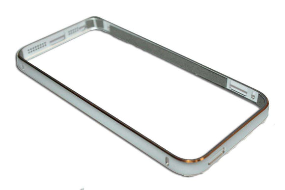 Bumper metalic , Iphone 5 , gri
