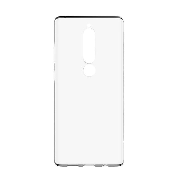 Husa Iphone X, silicon, ultra slim, transparent