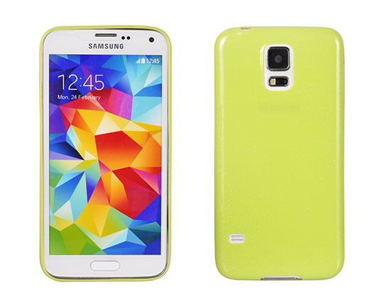 Husa Samsung Galaxy A5 (2016) A510, Candy, ultra slim, silicon, lime