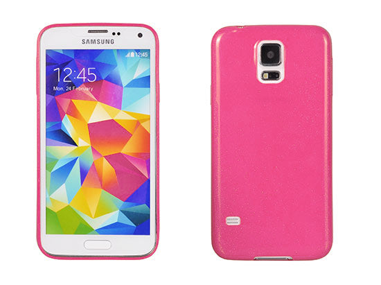 Husa Samsung Galaxy A5 (2016) A510, Candy, ultra slim, silicon, roz