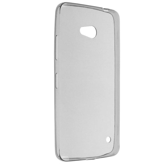 Husa Microsoft Lumia 550, ultra slim, silicon, transparent