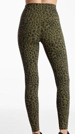 Load image into Gallery viewer, DYI Moss Leopard Tights