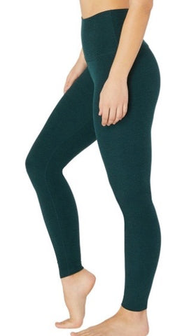 Beyond Yoga- High Waisted Legging- Evergreen