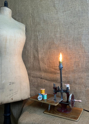Essex Sewing Machine Lamp