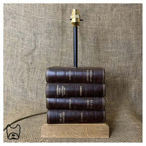 Charles Dickens Book Lamp 4