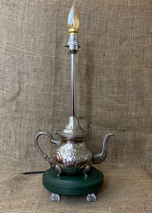 Moroccan Teapot Table Lamp