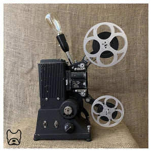 SPECTO Projector Lamp Black
